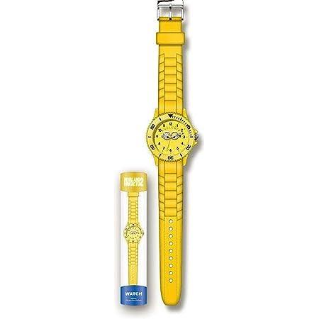 Kids Minions - Reloj analógico Caucho MN016