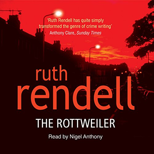 The Rottweiler audiobook cover art