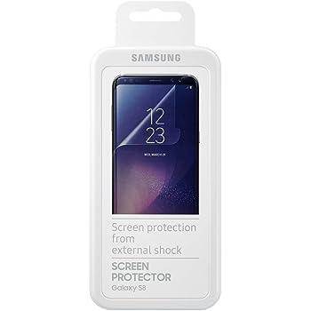SAMSUNG ET-FG950 Galaxy S8 Protector de Pantalla 2pieza(s): Amazon ...
