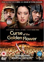 Curse of the Golden Flower [Reino Unido] [DVD]