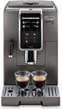 De'Longhi 370.95T Dinamica Plus Fullly Automatic Coffee Machines, Silver, ECAM37095T