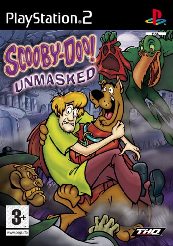 Scooby Doo Unmasked (PS2)