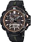 [カシオ] 腕時計 プロトレック RM Series トリプルセンサーVer.3+スマートアクセス+タフムーブメント搭載 世界6局電波対応ソーラーウオッチ PRW-S6000Y-1JF ブラック