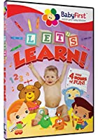 Babyfirst: Let's Learn [DVD] [Import]