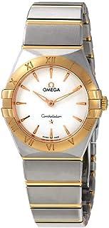 Omega Constellation Manhattan Ladies Steel and 18K Yellow Gold Watch 131.20.28.60.02.002