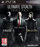 Square Enix Ultimate Stealth Triple Pack, PS3 Ultimate PlayStation 3...