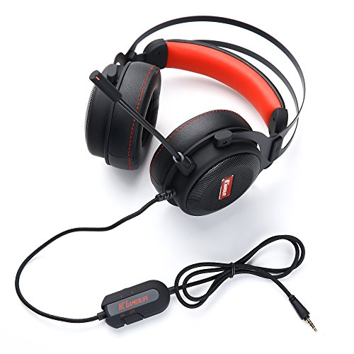 Gamer Headset with Microphone | 3D …