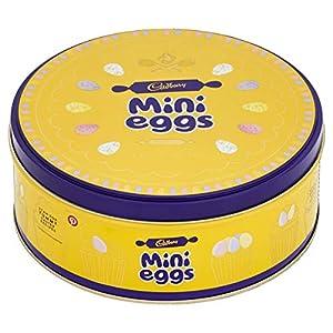 cadbury chocolate mini eggs tin, 319g Cadbury Chocolate Mini Eggs Tin, 319g 517WDrbcW1L
