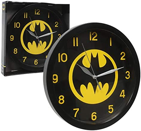 10 inches Batman Frame Wall Clock Office Home Wall Decor product image
