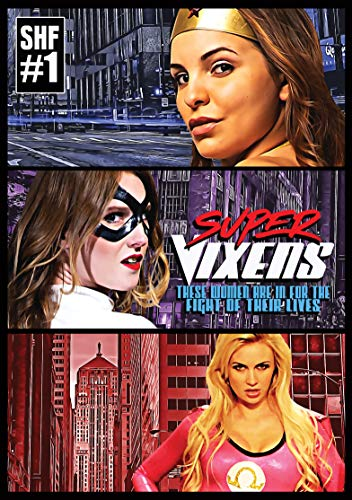 Super Vixens [Reino Unido] [DVD]