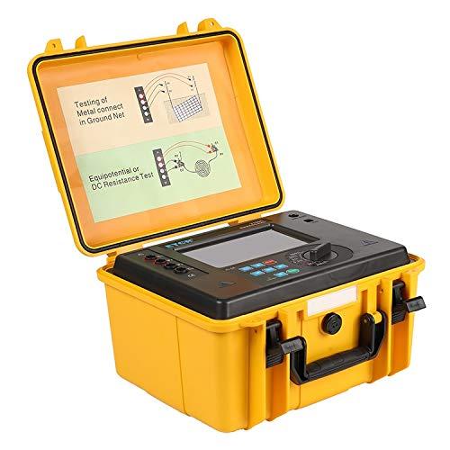 HEQIE-YONGP Tragbare Scientific Products ETCR3700C tragbare Stromunterbrecher Kontaktwiderstand Tester Advanced tragbare Erdungswiderstand Tester