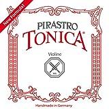 Pirastro Tonica Saitensatz für Violine 4/4, mittlere Stärke mit Kugelkopf E