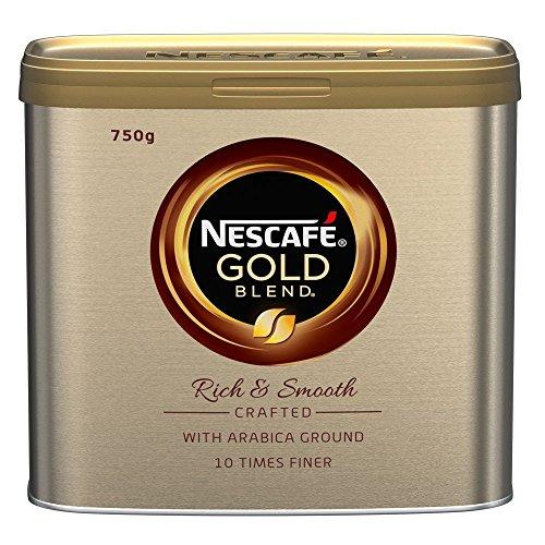 NESCAFE ORIGINAL CAFÉ GOLD BLEND 750G x 2 paquetes