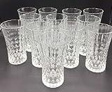 set 12 Vasos de Cristal para marroqui