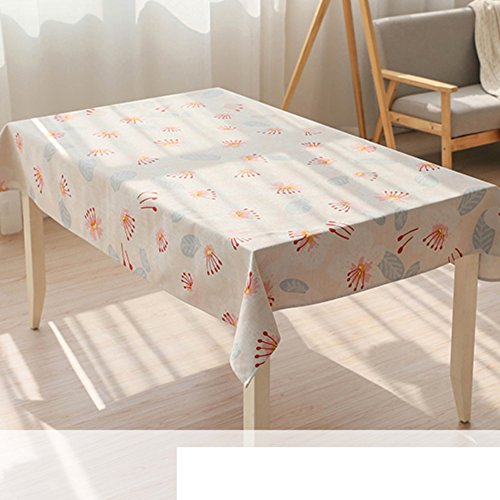 DXG&FX Pastorale stijl behang/Woonkamer salontafel doek tafelkleden/langwerpige tafeldoek/tafeldoek/tafeldoek/Computer tafelkleed