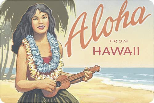 Hawaiian Vintage Postcards Pack of 30 High quality Aloha from In a popularity Hawaii by - Ker