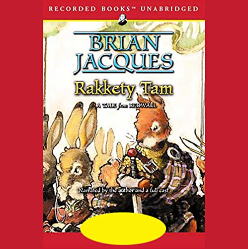 Rakkety Tam audiobook cover art