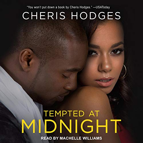 Tempted at Midnight audiobook cover art