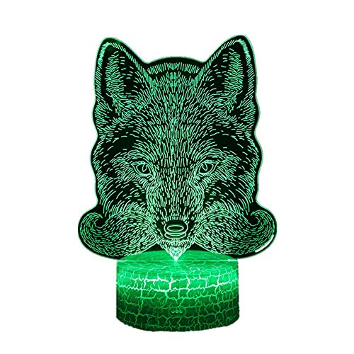 zhppac 3d Illusion Lamp 3d Lamps Kids Night Light Baby Night Light Led Lights For Home Decoration Night Lights Led Night Light touch,2
