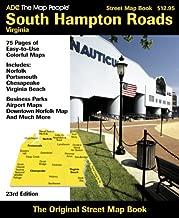 ADC The Map People South Hampton Roads, VA. (SOUTH HAMPTON ROADS, VIRGINIA STREET MAP BOOK)