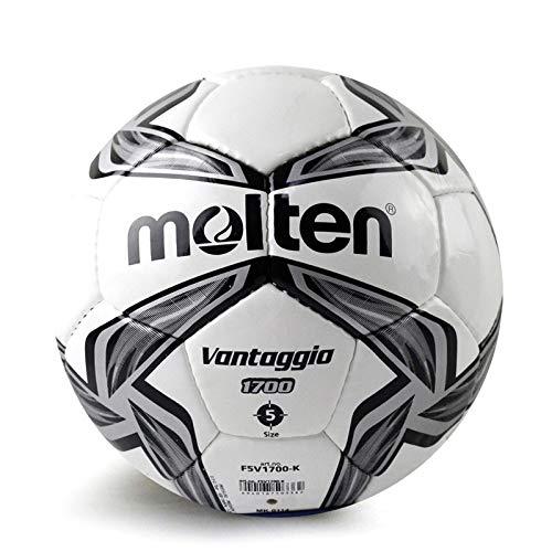 TITST Pallone da Calcio Taglia 5 Allenamento Professionale Pallone da Gara Ufficiale Palloni cuciti a Mano Perfetti Palloni Gioco da Esterno per adultiB