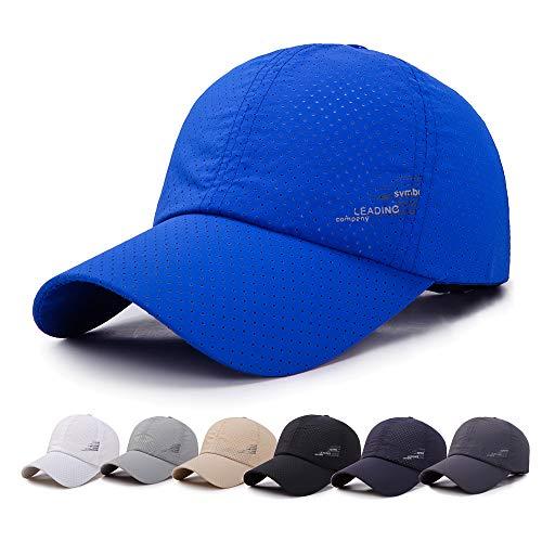 メッシュキャッブ 帽子 メンズ 【通気性抜群 最軽量 】 日除け UVカット紫外線対策 速乾 軽薄 無地 メッシュ帽 登山 釣り ゴルフ 運転 アウトドアなどに 男女兼用