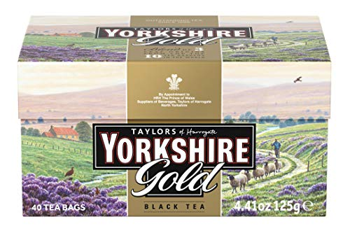 Taylors of Harrogate Yorkshire Gold, 40 Teabags
