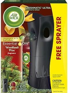 Air Wick Freshmatic Ultra Spread The Joy Woodland Pine with Free Sprayer