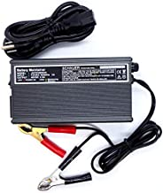 JAC0348MAN - Schauer Golf Cart Battery Maintainer, 115 VAC Input, 48 VDC Output, 2.5A Charge Rate