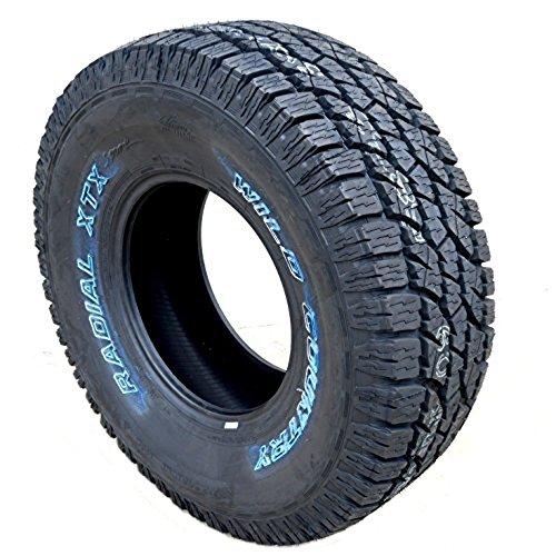 LT 30x9.50x15 Wild Country XTX Sport A/T Tire Load C