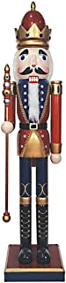 Santa's Workshop His Royal Majesty Nutcracker, 36