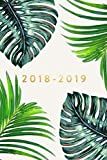 """2018-2019: Daily Monthly & Weekly Academic Student Planner 