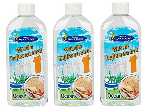AQUA CLEAN Wäsche Duftkonzentrat 3x250ml (Ocean)