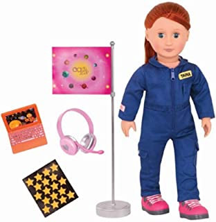Our Generation Professional Doll - Space Astronaut - Taina