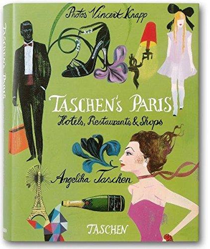 TASCHEN's Paris: JU (JUMBO)