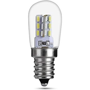 seraphicar Bombillas LED, Bombilla LED Campana extractora Campana con E12 Portalámparas 220v: Amazon.es: Hogar