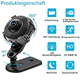 Zoom IMG-1 tangmi mini telecamera wifi hd
