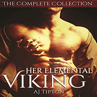Her Elemental Viking - The Complete Collection audiobook cover art