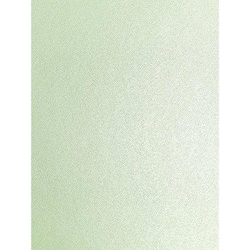 10x A4Fresh Mint Grün Herzblume Majestic Perlglanz Papier 120g/m² geeignet für Inkjet und Laser Drucker