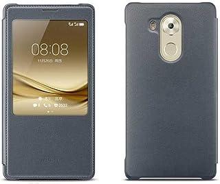 Huawei Mate 8 View Window Flip Cover (Grey)