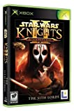 xbox old - Star Wars Knights of the Old Republic II: The Sith Lords (Renewed)