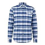 Levi's Sunset 1 Pocket Standard Camisa, Reginal Navy Peony, S para Hombre