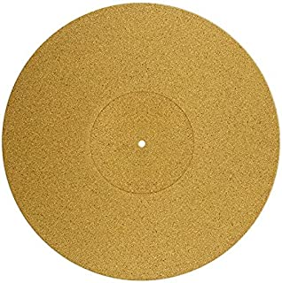 Record Master 3mm Anti-Static Turntable Cork Slipmat