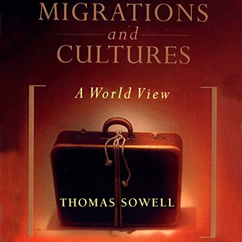 Migrations and Cultures audiobook cover art