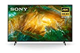 Sony XBR75X800H 75' X800H 4K Ultra HD LED TV (2020) with Deco Gear Soundbar Bundle
