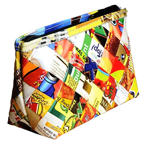 Candy Wrapper Makeup Case