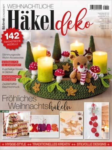 Oz Verlag Häkeltrends Sonderheft - Weihnachtliche Häkeldeko HS009