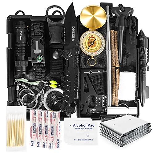 Dheera Emergency Survival Kit, 1...