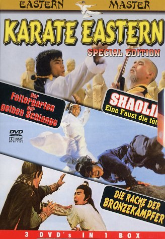 Karate Eastern Box (3 DVDs) [Special Edition]