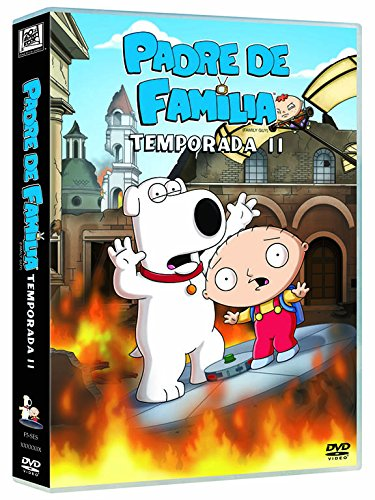 Padre De Familia T11 (3) [DVD]